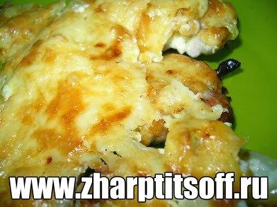 лук в духовке рецепты сыр