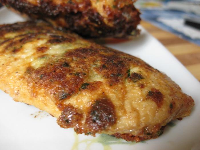 Курица хрустящая, маринад, пар, фритюр. Рецепт из древнего Китая.