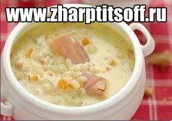 Суп из утки перловка, коренья, сметана. Рецепт простого утиного супа.