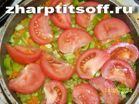 23Размещаем помидоры