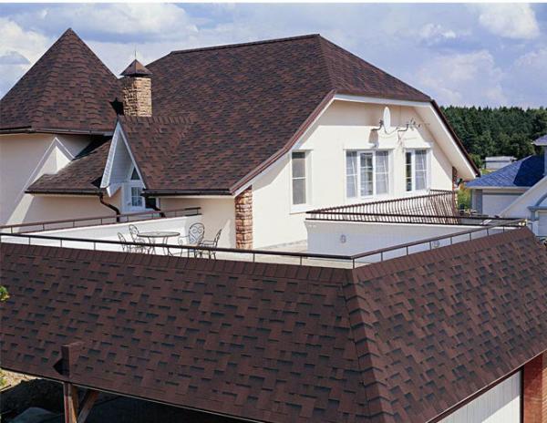 Материал для крыши вашей усадьбы и подсобных зданий.