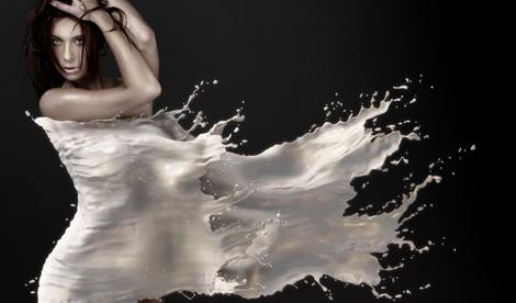 Молоко для изящной фигуры
