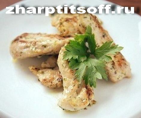 Тушеная курица «Майонезная»