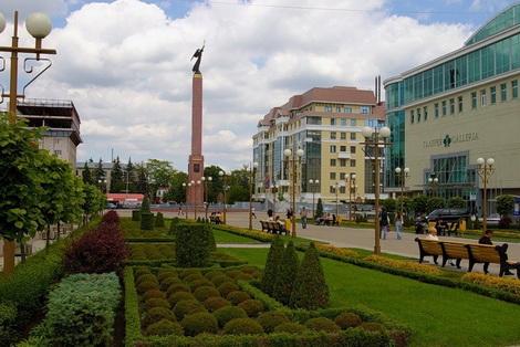 Что посмотреть в Ставрополе
