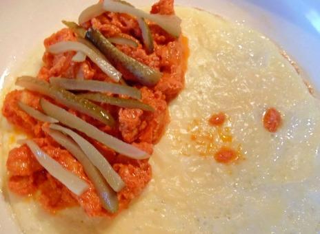 Завтрак рецепт бризоль из индейки. Горячий завтрак индейка в яйцах.