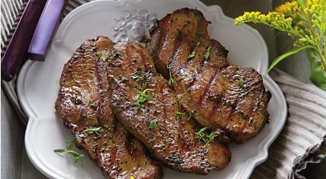 Индейка гриль, базилик, орегано, чеснок. Итальянский рецепт индейки.